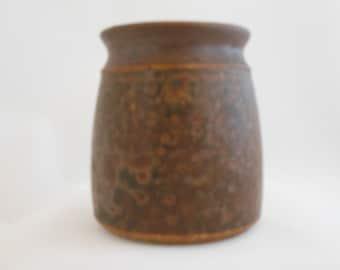 Vintage Northwest vessel/ Brush pot