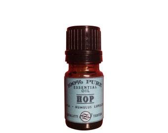 Hop Essential Oil, Humulus lupulus, USA - 5 ml