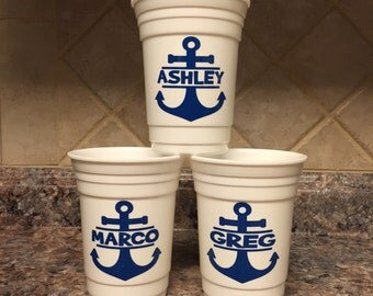 Personalized Solo Cup