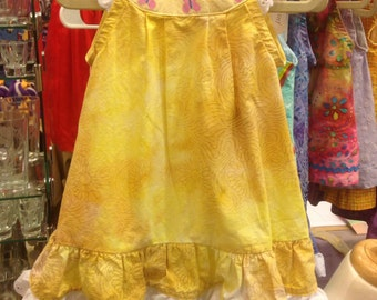 Fluttershy-Inspired Top - Toddler sizes 1/2 - 4