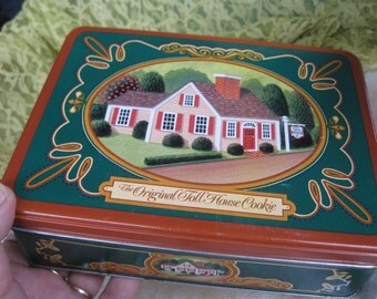 Original Toll House Cookie  Tin Near Mint