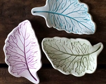 Leaf Bowl, leaf ring dish, handmade pottery, leaf ring dish,ring bowl, rustic leaf bowl, Tea bag Holder, ring dish, Spoon rest, Hostess Gift