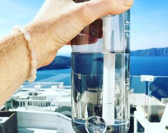 Quartz Crystal Ball for Energy Water