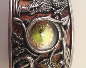 Carlos Falchi Garden of Eden Watch