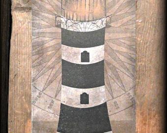Lighthouse Hang Tags