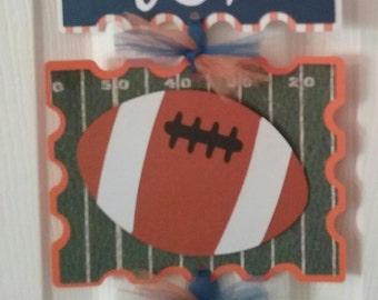 Football Baby Boy-Football Baby Shower-Football Hospital Banner