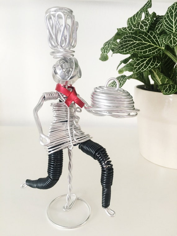 Chef Sculpture