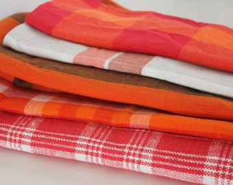Retro tablecloth by your choice -Finlayson or Tampella Finland