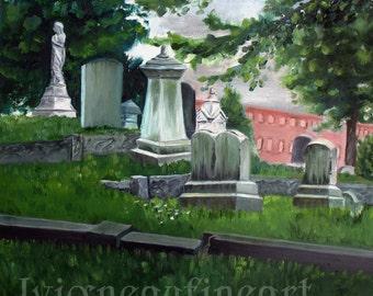 Valley St. Cemetery
