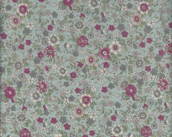 Floral (312694 col C ) from the Yuwa Lawn 60 Live Life  Collection