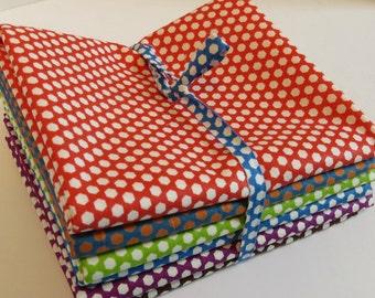 Small Dots  by Suzuko Koseki for  Yuwa of Japan-  Bundle