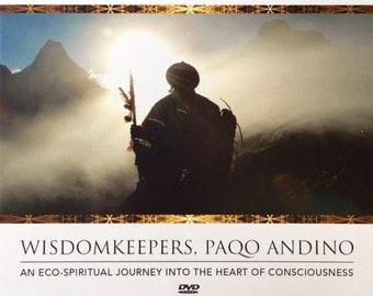 DVD: Wisdomkeepers, Paqo Andino