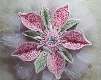 3D Ornament Custom colors available