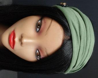 Turban headwrap headband