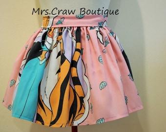Disney Princess Jasmine Style Skirt