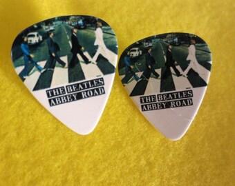 Beatles Abbey Road Post Earrings