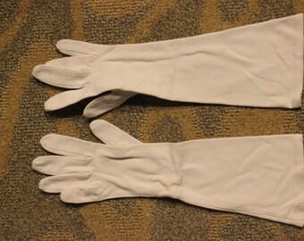 Vintage Women's White Gloves