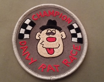 Champion daily rat race patch