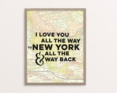 CUSTOM I Love You to ___________ and Back (Adoption/Travel)