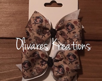 Sailor Inspired Bow Set