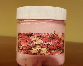 French Bracelet Butter, Whipped Body Butter, Skin, Lotion, Hoodoo, Pagan,Wiccan