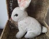 "Vintage German bunny rabbit, Eastern Bunny 8"" (20 cm)"