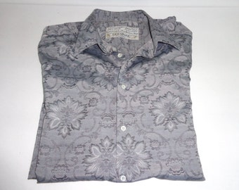 Le Garage  Shirt Bellows Brut Paris Shirt Vintage