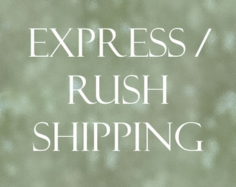 Express Rush Shipping