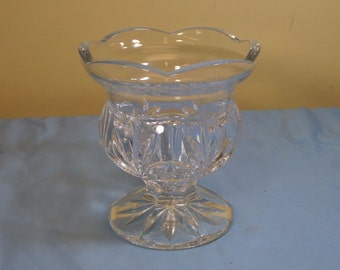 Royal Limited Crystal 24% Full Lead Crystal Candy Dish
