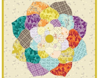 The Mandala Quilt - Pattern only