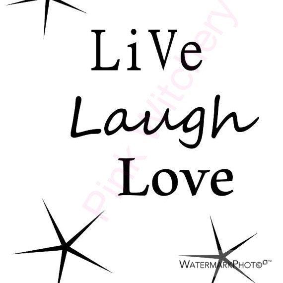 Download CRICUT, Live Laugh Love, SVG file for Cricut Explore