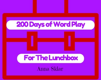 PDF - 200 Days of Word Play For The Lunchbox