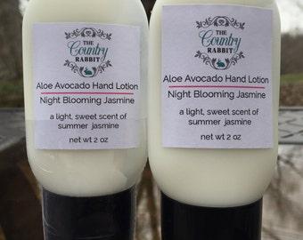 Hand Lotion - Body Lotion - Travel Body Lotion - Travel Hand Lotion - Aloe Hand Lotion - Aloe Vera Lotion - Aloe Body Lotion - Vegan Lotion
