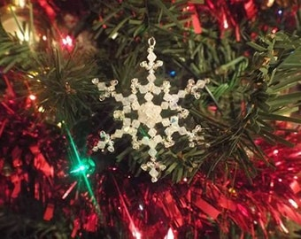 Swarovski crystal elements christmas tree decoration, christmas wedding decoration