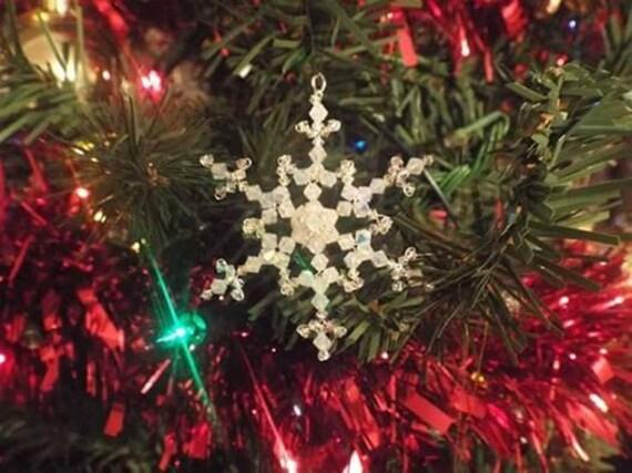 Swarovski Christmas Tree Decoration Set : Swarovski crystal elements christmas tree decoration