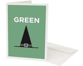 Greenwich Card
