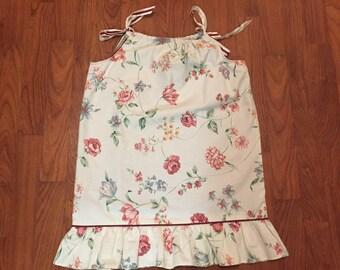 Vintage Pillowcase Dress Size 5