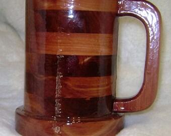 Cedar Medium 20 ounce Tankard Mug