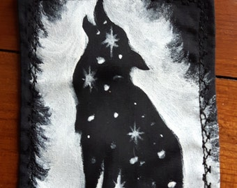Coyote Stars Patch