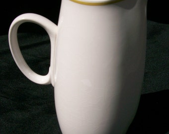 Franciscan Antigua Pitcher