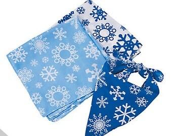 Superb Snowflake Tablecloth