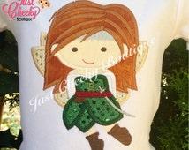 Cutie Pirate Fairy Zarina Embroidered Appliqued Shirt
