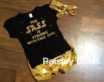 Sassy girl outfit