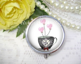 Tea Cup Gift Box Etsy