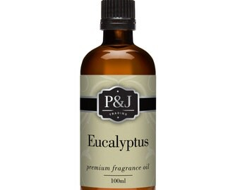 Eucalyptus Fragrance Oil - Premium Grade Scented Oil - 100ml