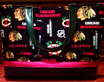 Chicago Blackhawks Handbag