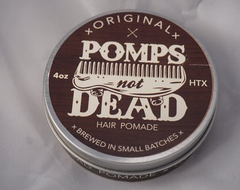 the original  pomps not dead pomade