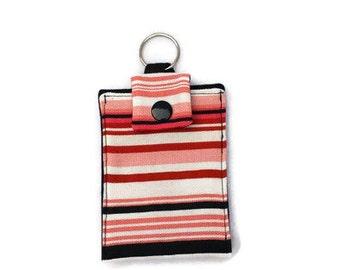 Mini wallet - credit card holder - card keeper - business card holder - keychain wallet - ID holder