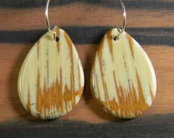 Owyhee Jasper Earrings