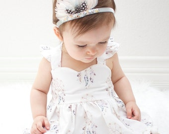 Dreamcatcher Dress for Babies and Toddlers
